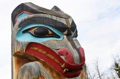 Полюс Totem Стоковая Фотография