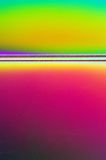 Поляризовыванный свет Стоковые Изображения RF