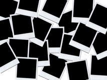 поляроиды Стоковая Фотография RF