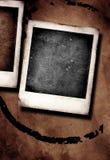поляроид Стоковая Фотография RF