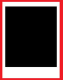 поляроид пленки Стоковые Фотографии RF