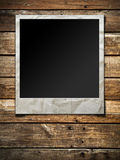 поляроид фото рамки Стоковое фото RF