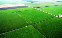 поля воздуха Стоковая Фотография