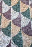 Пол мозаики ванн Caracalla Стоковое Изображение RF