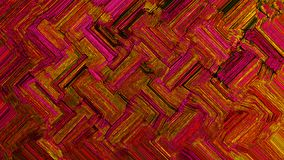 Пол тимберса Ходы акрила Grunge на поверхности Выбитая картина Доска напечатанная холстом Стена запятнанная цветом стоковая фотография rf