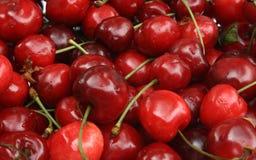 помадка вишни предпосылки Стоковое фото RF