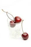 помадка вишни стеклянная Стоковые Фотографии RF