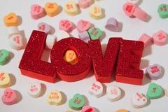 помадка влюбленности Стоковые Изображения