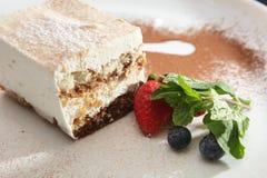 помадка десерта Стоковое Фото