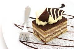 помадка десерта Стоковые Фото