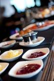 помадка еды штанги встречная Стоковые Изображения RF