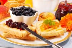 помадка завтрака Стоковые Изображения RF