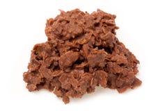 помадка изолированная шоколадом мексиканская Стоковое фото RF