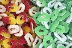 помадка камеди конфеты Стоковое Фото