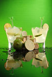 помадка коктеила кислая Стоковые Изображения RF