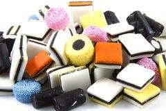 помадка конфеты стоковые изображения