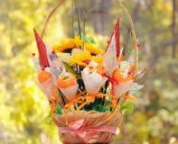 помадка корзины handmade Стоковое Фото