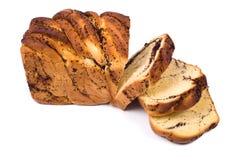 помадка макового семенени хлеба Стоковая Фотография