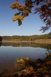 помадка озера стрелки Стоковые Фото