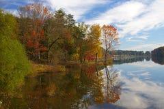 помадка озера стрелки Стоковое Изображение RF