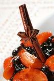помадка плодоовощ десерта стоковая фотография rf