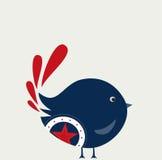 помадка птицы Стоковое Фото