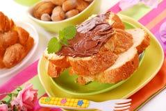 помадка ребенка завтрака Стоковые Фото