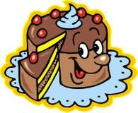 помадка торта славная Стоковые Фотографии RF