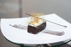 помадка торта Стоковое Фото