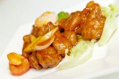 помадка цыпленка кислая Стоковая Фотография RF