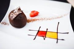 Помадка шоколада Стоковое фото RF