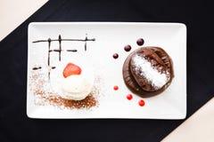 Помадка шоколада Стоковые Изображения RF
