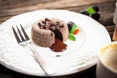 Помадка шоколада Стоковая Фотография RF