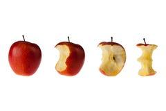 помадка яблока сочная Стоковое Фото