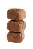 помадки стога шоколада стоковое фото rf