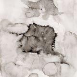 Помарки чернил Стоковая Фотография RF