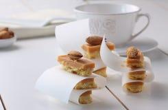 помадка десерта Стоковая Фотография RF