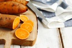 помадка картошек сырцовая Стоковое Изображение