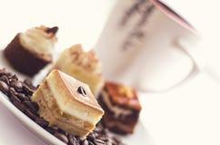 помадка кофе Стоковое Изображение RF