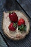 помадка клубники Стоковое Фото