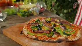 помадка пиццы стоковые изображения rf