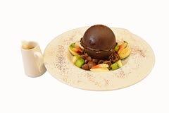 Помадка шоколада Стоковое Фото