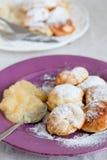 помадка десерта Стоковое фото RF