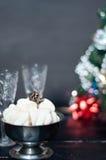 Помадки и печенья рождества стоковые фотографии rf