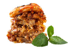 помадки торта арабского baklawa красивейшие Стоковое Изображение RF