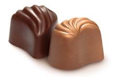 Помадки шоколада. Стоковые Фото