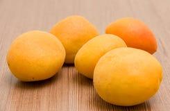 помеец абрикосов 5 Стоковая Фотография RF