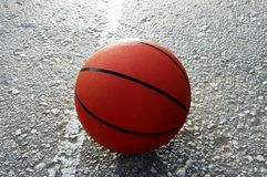 помеец баскетбола стоковые изображения