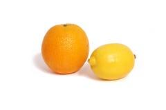 помеец лимона Стоковые Изображения
