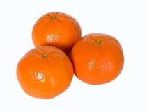 помеец мандарина сока плодоовощ стеклянный Стоковые Фото